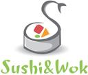 Sushi & wok – Odlična japonska in kitajska hrana Logo